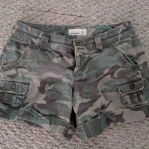 Old Navy army cargos